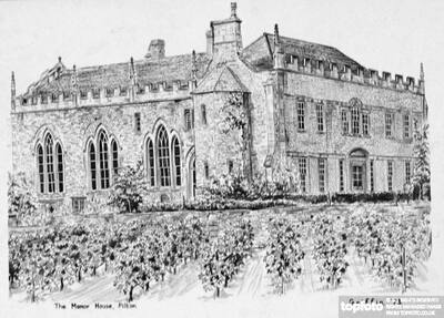 Picture Shows: The Manor House.