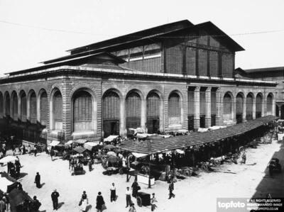 The Mercato Centrale di San