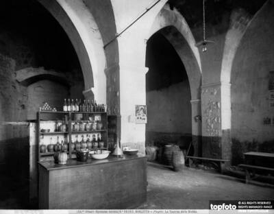 The tavern (or cellar) of