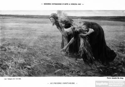 The poor peasant women, by