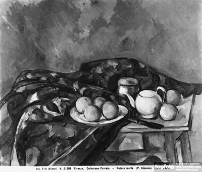 Still Life, painting by Paul