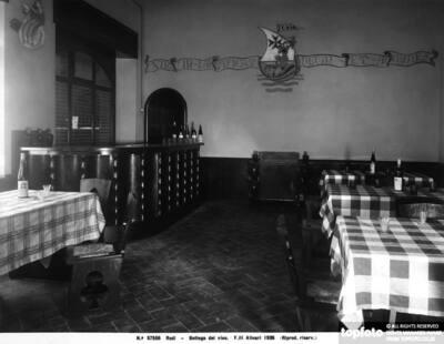 The wine shop in Rhodes,