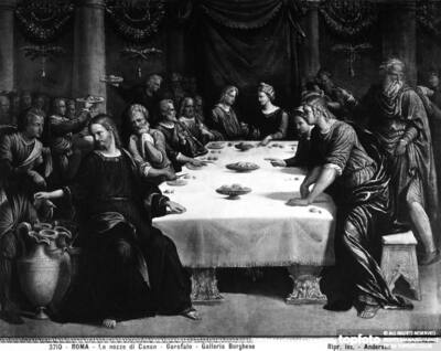 The Wedding of Cana by