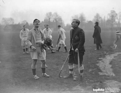Varsity hockey at Beckenham