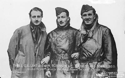 Gallant Medal winners