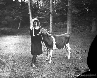 Mrs Sybil Hathaway of Sark