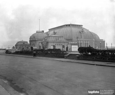 The Concert Pavilion at Worthing