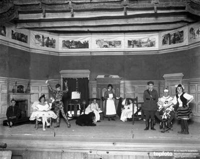 Pantomime at Eastbourne