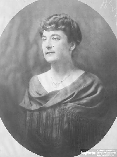 Countess Paula Sulkowska