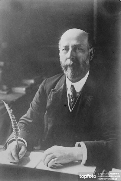 Sir Warren Fisher