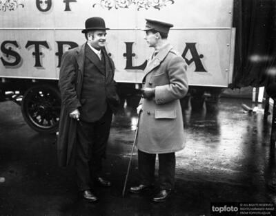 Daylight Cinema at Trafalgar