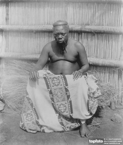 High Priest of Swaziland