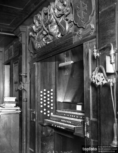 Mendelssohn ' s organ at
