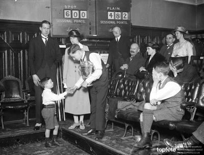 St Dunstans boys billiards story_x000D_ Willie