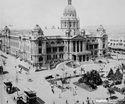 Town Hall , Durban ,