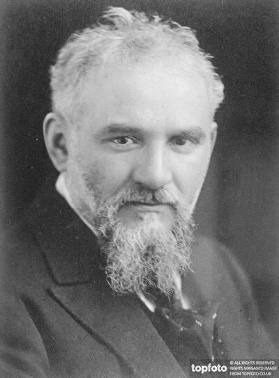 Professor Henry Glicenstein 's bust