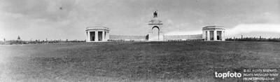 South African war memorial in
