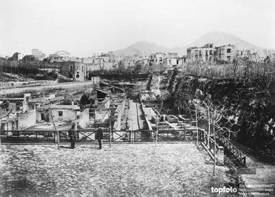 Herculaneum an ancient Roman town