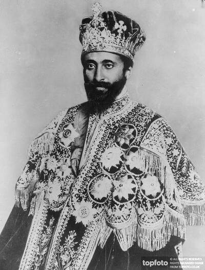 Ras Tafari , the world