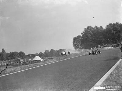 The Crystal Palace road racing