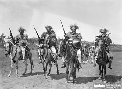 The Defence of the Ogaden