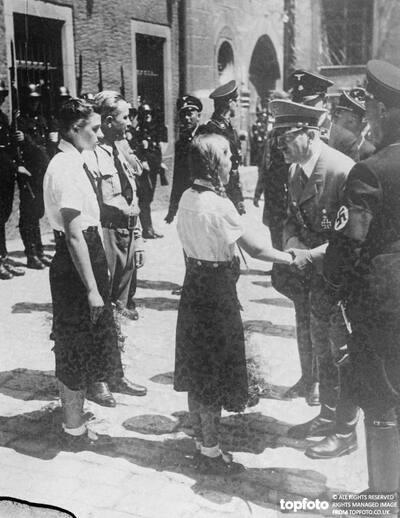 Hitler was a good listener!._x000D_ Chancellor
