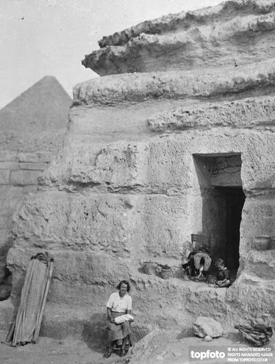 5000-year-old tomb called home._x000D_ A 5000