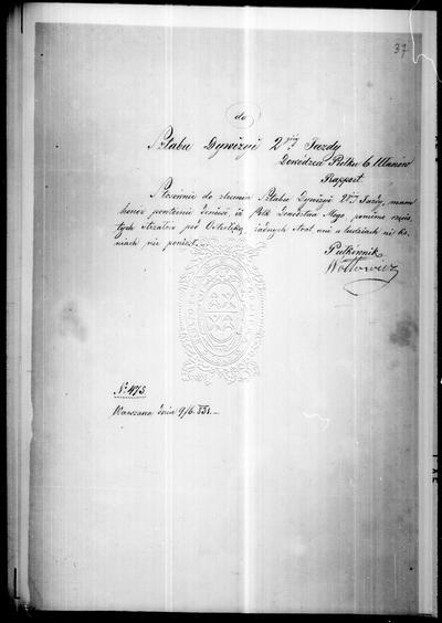 Pułk 6 ułanów 2 Dywizji Jazdy (raporty, stan wojska, etc.)