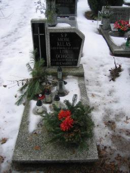 Poznański Czerwiec 1956 r. - Leon Ochocki - fotografia grobu z 2006 r.