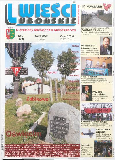 Wieści Lubońskie 2005.02 Nr2(169)