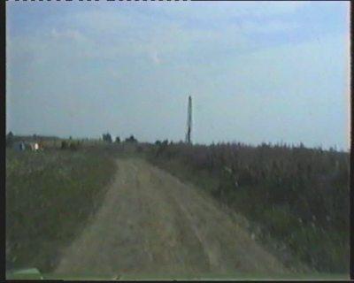 DDR-Grenze im August 1990