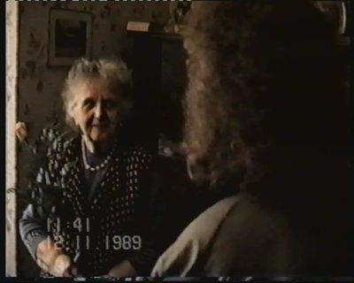 Ereignisse im November und Dezember 1989