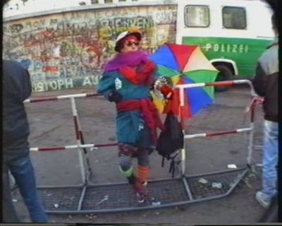 Berlin... 9 Tage nach dem Mauerfall. 18. November 1989