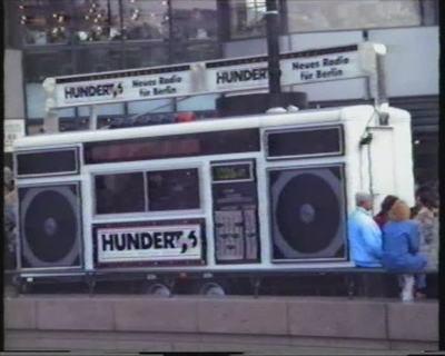Berlin... 3 Tage nach dem Mauerfall. 12. November 1989