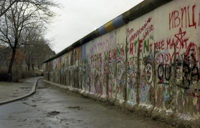 Berliner Mauer am Bethaniendamm