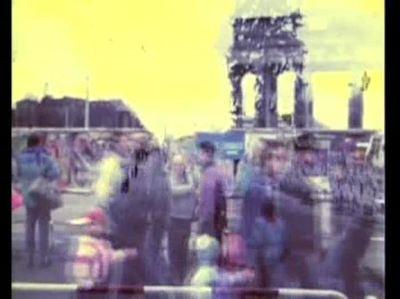 Die Mauer 1989-1991 (Ausschnitt)