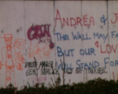 An der East Side Gallery