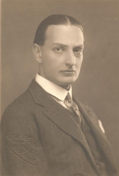 Géza Gyula Fejérváry - photograph