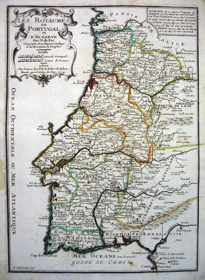 Les Royaumes de Portugal et d´Algarve