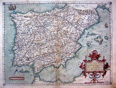 Regni Hispaniae post omnium editiones locupletissima descriptio