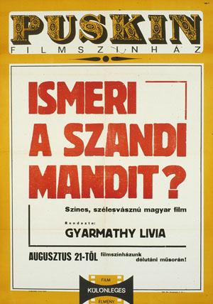 ISMERI A SZANDI MANDIT?