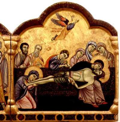 storie della passione di Cristo