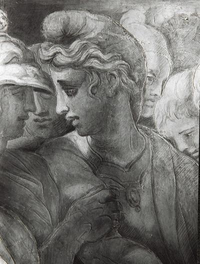 Alessandro Magno si impadronisce del tesoro di Dario