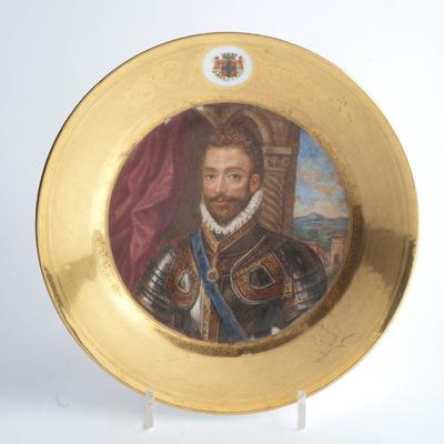 ritratto di Emanuele Filiberto di Savoia