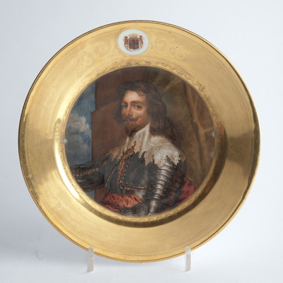 ritratto di Tommaso di Savoia Carignano