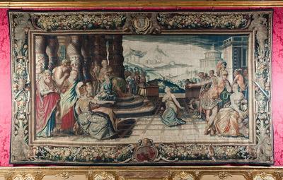Diana davanti al consesso degli dei chiede verginità eterna