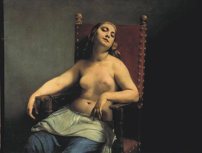 Cleopatra morente