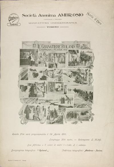 IL GRANATIERE ROLAND (CAMPAGNA DI RUSSIA 1812)