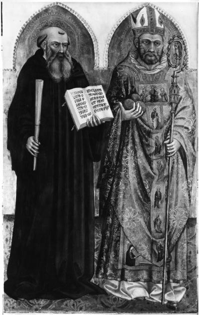San Benedetto e San Nicola di Bari