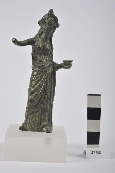 statuetta / sacerdotessa